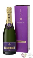"Piper Heidsieck blanc "" cuvée Sublime "" gift box brut Champagne Aoc   0.75 l"