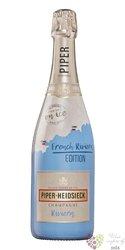 "Piper Heidsieck blanc "" Rivera "" demi sec Champagne Aoc  0.75 l"