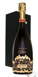 """Piper Heidsieck blanc """" cuvée Rare prestige """" 2006 brut gift box Champagne Aoc0.75 l"""