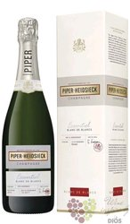 "Piper Heidsieck blanc "" Essentiel Cuvée Blanc de blancs "" brut extra Champagne Aoc  0.75 l"