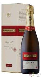 """Piper Heidsieck blanc """" Essentiel Cuvée Réservée """" brut Champagne Aoc  0.75 l"""
