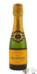 "Drappier blanc "" Carte d´Or "" brut Champagne Aoc  0.375 l"