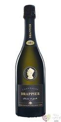 """Drappier blanc """" cuvée Charles de Gaulle """" brut Champagne Aoc    0.75 l"""
