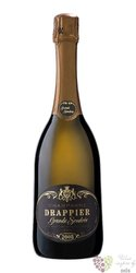"Drappier blanc "" Grande Sendree "" 2008 brut Champagne Aoc  0.75 l"