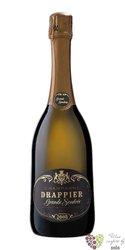 "Drappier blanc "" Grande Sendree "" 2009 brut Champagne Aoc  0.75 l"