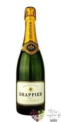 """Drappier blanc """" Carte Blanche """" Brut Champagne Aoc      0.75 l"""