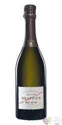 """Drappier blanc """" Sans Soufré """" Brut nature Champagne Aoc    0.75 l"""