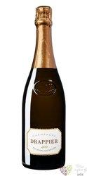 """Drappier blanc 2012 """" Millesime Exception """" Brut Vintage Champagne Aoc      0.75 l"""