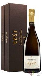 """Philipponnat blanc """" cuvée 1522 """" 2009 brut extra Grand cru Champagne  0.75 l"""