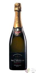 """Paul Déthune blanc """" Blanc de Noirs """" brut Grand cru Champagne     0.75 l"""