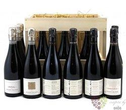 """Jacques Selosse """" Six Lieux Dits """" grand cru Champagne   6x0.75 l"""