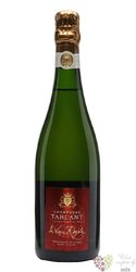 "Tarlant blanc "" la Vigne Royale "" 2003 brut nature Champagne Aoc  0.75 l"