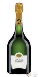 "Taittinger blanc 1998 "" Comtes de Champagne "" brut Champagne Aoc  0.75 l"