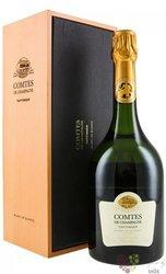 """Taittinger blanc 2006 """" Comtes de Champagne """" brut gift box Champagne Aoc  0.75l"""