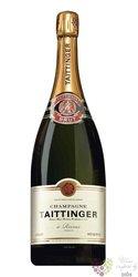 "Taittinger blanc "" Reserve "" brut Champagne Aoc magnum  1.50 l"