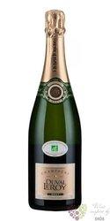 """Duval Leroy blanc """" Bio Organic viticulture """" brut Champagne Aoc  0.75 l"""