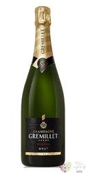 """J.M.Gremillet blanc """" Sélection """" brut Champagne Aoc     0.75 l"""