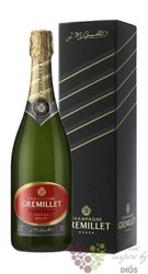 "J.M.Gremillet blanc "" Grande reserve "" Brut gift box Champagne Aoc     0.75 l"