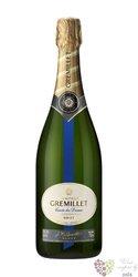 """J.M.Gremillet blanc """" cuvée des Dames """" brut Blanc de Blancs Champagne Aoc     0.75 l"""