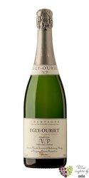 """Egly Ouriet blanc """" V. P. Vieillissement Prolongé """" brut extra Grand Cru Champagne    1.50 l"""