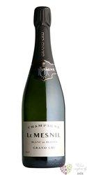 le Mesnil blanc brut Grand cru Champagne  0.75 l