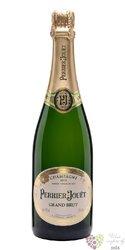 """Perrier Jouet blanc """" Grand """" Brut coctail bag Champagne Aoc    0.75 l"""