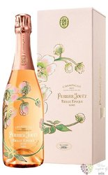 "Perrier Jouet rosé "" Belle Epoque "" 2006 gift box brut Epernay Champagne Aoc   0.75 l"