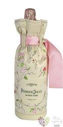 """Perrier Jouet rosé """" Blason """" brut coctail bag Champagne Aoc  0.75 l"""