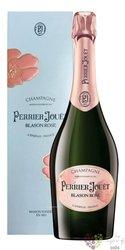"Perrier Jouet rosé "" Blason "" gift box brut Champagne Aoc  0.75 l"