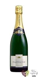 """de Castelnau blanc """" Reserve """" Brut Champagne Aoc     0.75 l"""