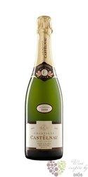 """de Castelnau blanc """" Blanc de Blancs """" Brut Champagne Aoc     0.75 l"""