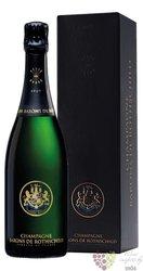 Barons de Rothschild blanc brut gift box Champagne Aoc  0.75 l