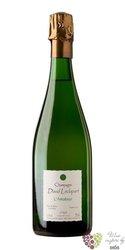 """David Leclapart blanc 2014 """" l´Amateur """" Blanc de Blancs Pas dosé 1er cru Champagne  0.75 l"""