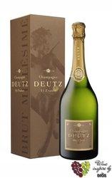 """Deutz blanc 2008 """" Millesimé """" brut Champagne Aoc magnum  1.50 l"""