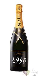 "Moët & Chandon blanc 1995 "" Grand vintage "" brut Champagne Aoc  0.75 l"
