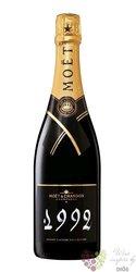 "Moët & Chandon blanc 1990 "" Grand Vintage "" brut Champagne Aoc  0.75 l"
