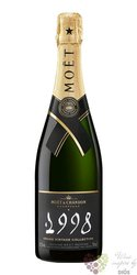 "Moët & Chandon blanc 1988 "" Grand vintage "" brut Champagne Aoc  0.75 l"