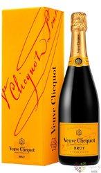 Veuve Clicquot Ponsardin blanc brut gift box Champagne Aoc  0.75 l
