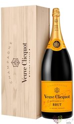 Veuve Clicquot Ponsardin blanc brut Champagne Aoc  12.00 l