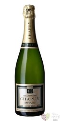 """Chapuy blanc """" Réserve """" brut Blanc de Blancs Grand cru Champagne  0.75 l"""