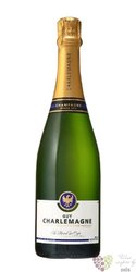 "Guy Charlemagne blanc "" Nature "" brut nature Champagne Aoc    0.75 l"