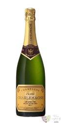 "Guy Charlemagne blanc 2010 "" cuvée Grand cru "" brut Blanc de Blancs Champagne 0.75 l"