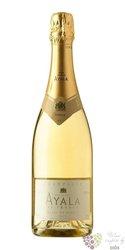 """Ayala blanc 2007 """" Blanc de blancs """" brut Grand cru le Mesnil Champagne  0.75 l"""