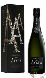 "Ayala blanc "" Majeur "" brut gift box Champagne Aoc  0.75 l"