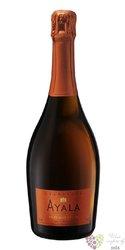 """Ayala rosé """" cuvée Nature zero dosage """" brut nature Champagne Aoc  0.75 l"""