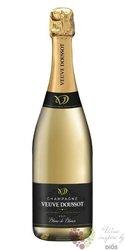 Veuve Doussot Cuvée Blanc de Blancs brut Champagne  0.75 l