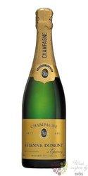 Etienne Dumont blanc brut Champagne Aoc  0.75 l