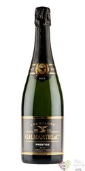"G.H.Martell & Co blanc "" Prestige "" brut Champagne Aoc  0.75 l"