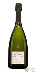 """Bollinger blanc 2007 """" Grande Année """" brut 1er cru Champagne      0.75 l"""