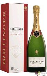 """Bollinger blanc """" Special cuvée """" gift box brut 1er cru Champagne  0.75 l"""